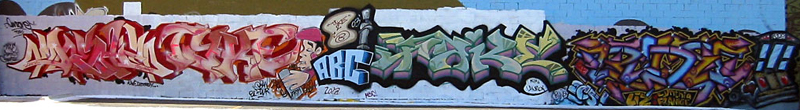 Trixter, Graffiti - 2003