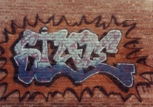 Trixter, Graffiti - 1985